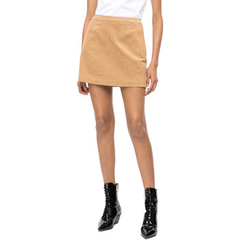 Textiel Dames Rokken Calvin Klein Jeans J20J208503 Beige