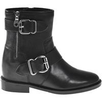 Schoenen Dames Enkellaarzen Elvio Zanon I7005N Zwart