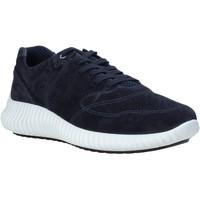 Schoenen Heren Lage sneakers IgI&CO 5123733 Blauw