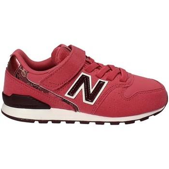 Schoenen Kinderen Lage sneakers New Balance NBKV996F2Y Rood