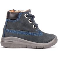 Schoenen Kinderen Laarzen Lumberjack KB48301 001 D01 Blauw
