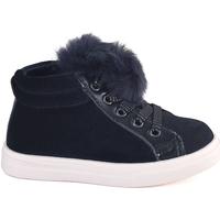 Schoenen Kinderen Hoge sneakers Grunland PP0368 Blauw