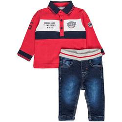 Textiel Jongens Setjes Losan 827-8032AC Rood