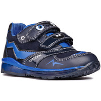 Schoenen Kinderen Lage sneakers Geox B8484A 0AU54 Blauw