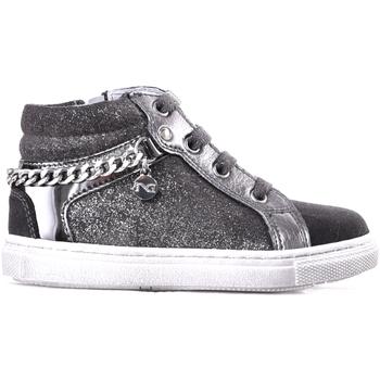 Schoenen Meisjes Hoge sneakers Nero Giardini A820535F Grijs