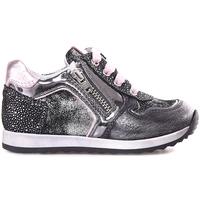 Schoenen Meisjes Lage sneakers NeroGiardini A820630F Grijs