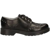 Schoenen Kinderen Derby NeroGiardini A830711F Zwart