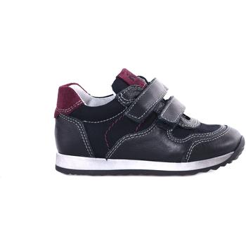 Schoenen Kinderen Lage sneakers NeroGiardini A823220M Blauw