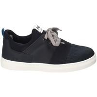 Schoenen Kinderen Lage sneakers Nero Giardini A833270M Blauw
