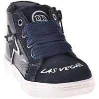 Schoenen Kinderen Hoge sneakers Melania ME1041B8I.B Blauw