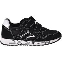Schoenen Kinderen Lage sneakers Melania ME6247F8I.A Zwart