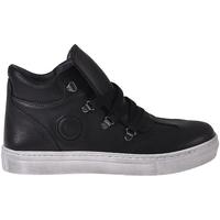 Schoenen Kinderen Hoge sneakers Melania ME6406F8I.A Zwart