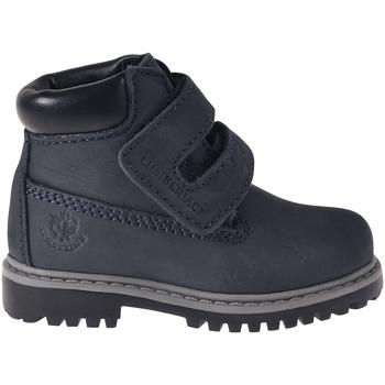 Schoenen Kinderen Laarzen Lumberjack SB05301 006 D01 Blauw