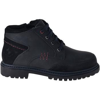Schoenen Kinderen Laarzen Lumberjack SB33503 001 M55 Blauw