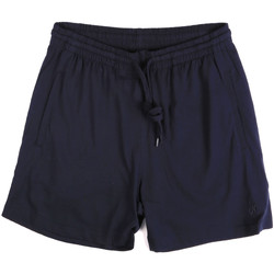 Textiel Heren Korte broeken / Bermuda's Key Up 2M955 0001 Blauw