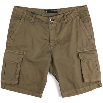 Textiel Heren Korte broeken / Bermuda's Key Up 2P16A 0001 Groen