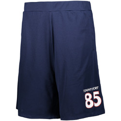 Textiel Heren Korte broeken / Bermuda's Tommy Hilfiger S20S200076 Blauw