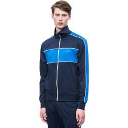Textiel Heren Trainings jassen Calvin Klein Jeans K10K102975 Blauw