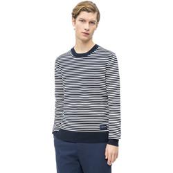 Textiel Heren Truien Calvin Klein Jeans K10K103327 Blauw
