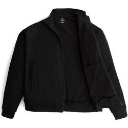 Textiel Heren Sweaters / Sweatshirts Calvin Klein Jeans 00GMS9J438 Zwart