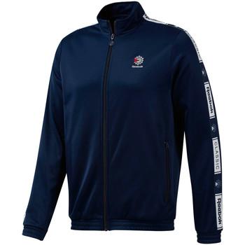 Textiel Heren Trainings jassen Reebok Sport DT8148 Blauw