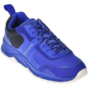 Schoenen Heren Lage sneakers Tommy Hilfiger FM0FM02009 Blauw
