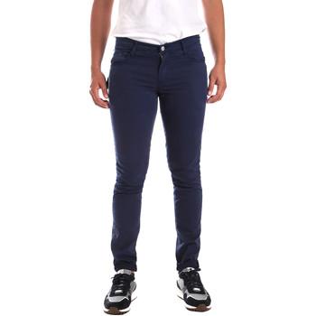 Textiel Heren Chino's Antony Morato MMTR00498 FA800109 Blauw