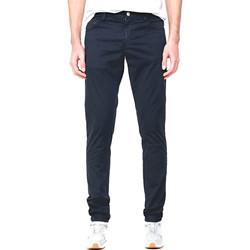 Textiel Heren Broeken / Pantalons Antony Morato MMTR00498 FA800109 Blauw
