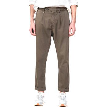 Textiel Heren Broeken / Pantalons Antony Morato MMTR00500 FA900113 Groen