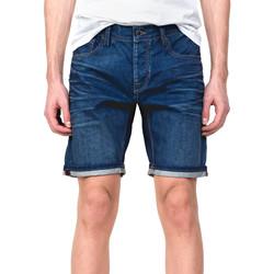 Textiel Heren Korte broeken / Bermuda's Antony Morato MMDS00061 FA700102 Blauw