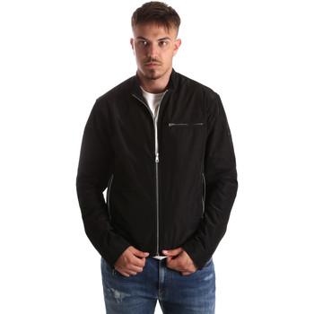 Textiel Heren Sweaters / Sweatshirts Gaudi 911FU35005 Zwart
