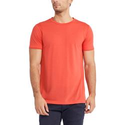 Textiel Heren T-shirts korte mouwen Gaudi 911FU64005 Rood