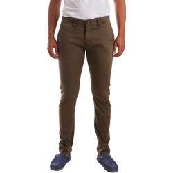 Textiel Heren Broeken / Pantalons Gaudi 911BU25007 Bruin
