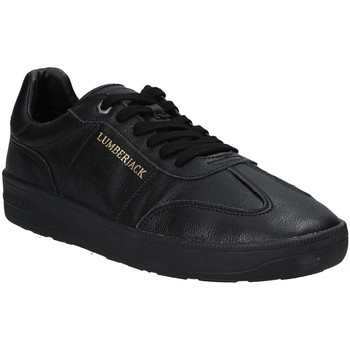 Schoenen Heren Lage sneakers Lumberjack SM59005 001 B38 Zwart