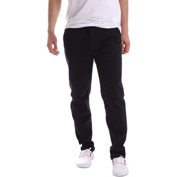 Textiel Heren Broeken / Pantalons Navigare NV55028AD Blauw