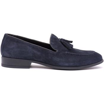 Schoenen Heren Mocassins Soldini 20802-A-V89 Blauw