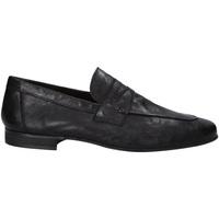 Schoenen Heren Mocassins Soldini 20115-A-V07 Zwart