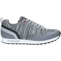 Schoenen Heren Lage sneakers U.S Polo Assn. FLASH4089S9/T1 Grijs
