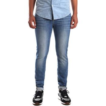Textiel Heren Skinny jeans U.S Polo Assn. 51321 51780 Blauw