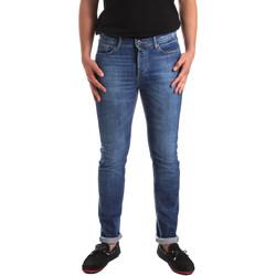 Textiel Heren Skinny jeans U.S Polo Assn. 51321 51779 Blauw