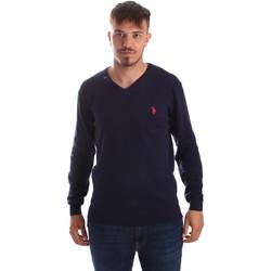 Textiel Heren Truien U.S Polo Assn. 51727 51432 Blauw