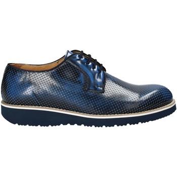 Schoenen Heren Derby Exton 5103 Blauw