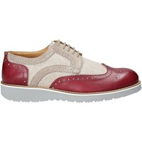 Schoenen Heren Derby Exton 5105 Rood
