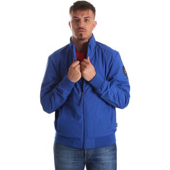 Textiel Heren Wind jackets Napapijri N0YIIT Blauw
