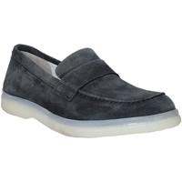 Schoenen Heren Mocassins Marco Ferretti 360006MF Blauw