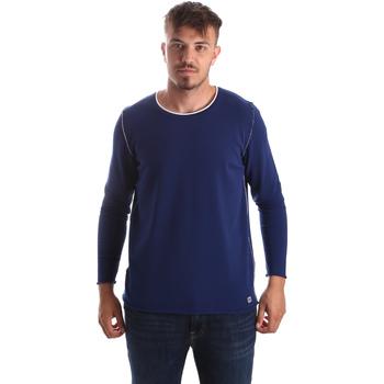 Textiel Heren Truien Byblos Blu 2MM0004 MA0002 Blauw