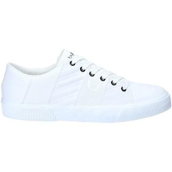 Schoenen Heren Sneakers Byblos Blu 2MA0003 LE9999 Wit