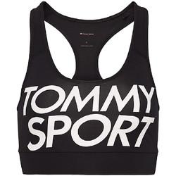 Textiel Dames Sport BH's Tommy Hilfiger S10S100070 Zwart