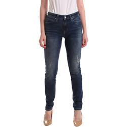 Textiel Dames Boyfriend jeans Calvin Klein Jeans J20J209427 Blauw
