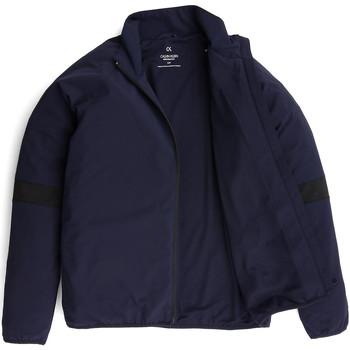 Textiel Dames Trainings jassen Calvin Klein Jeans 00GWH8O591 Blauw